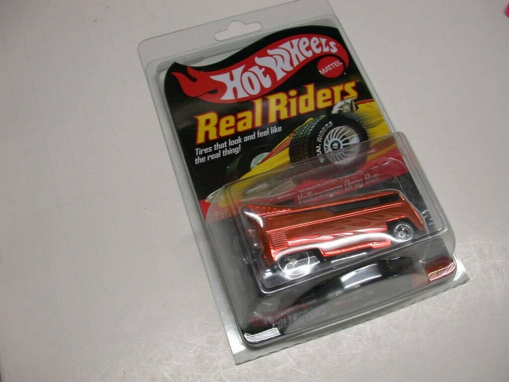 Hot wheels redlines club volkswagen drag bus series 6