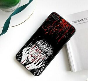 Junji-Ito-Tees-Horror-Cover-Case-iPhone-5-5S-SE-6-6S-7-8-plus-X-XS-XR-XS-MAX