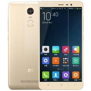 3-x-Xiaomi-Redmi-Nota-3-Pellicola-Protezione-Display-Vetro-Stratificato