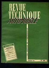 (C12)REVUE TECHNIQUE AUTOMOBILE DAUPHINOISE JUVAQUATRE / Voiturettes allemandes