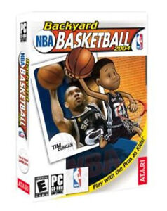 BACKYARD-BASKETBALL-2004-NEW-Retail-Box-Play-with-kid-versions-of-NBA-stars