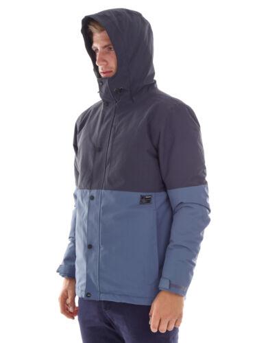 Brunotti chaqueta invierno chaqueta función chaqueta azul Delaware capucha 10k