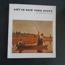 Art in New York State New York World's Fair 1964 soft cover