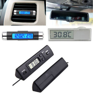 Digital-LED-Auto-Car-In-Outdoor-Thermometer-W-Sensor-Temperature-LCD-DisplayL2KO