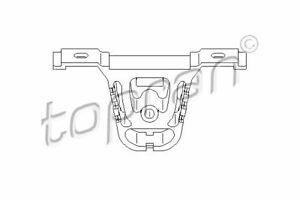 Topran (500 176) Halter, Schalldämpfer für BMW