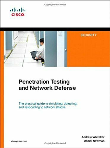 Penetration Testing And Network Defense Cisco By -2704