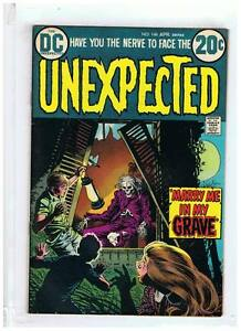 DC-Comics-The-Unexpected-146-VG-F-1973