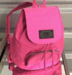 Steve-Madden-Hot-Pink-BCYRUS-Backpack