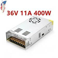 400w 36v 11a 115230v Switching Power Supply For Stepper Motor Cnc Router Kits