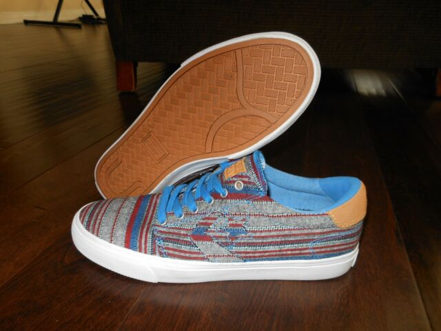 70e2adc295f8 CONVERSE KA 3 OX Vision Blue 148864C Skateboarding Shoes Size 10 Men 44 EUR  Blue