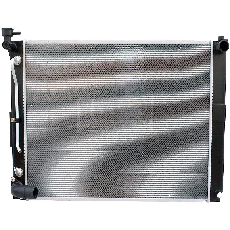For BMW E82 E90 E91 E89 Automatic 3.0L L6 Engine Cooling Radiator 221-9405 Denso