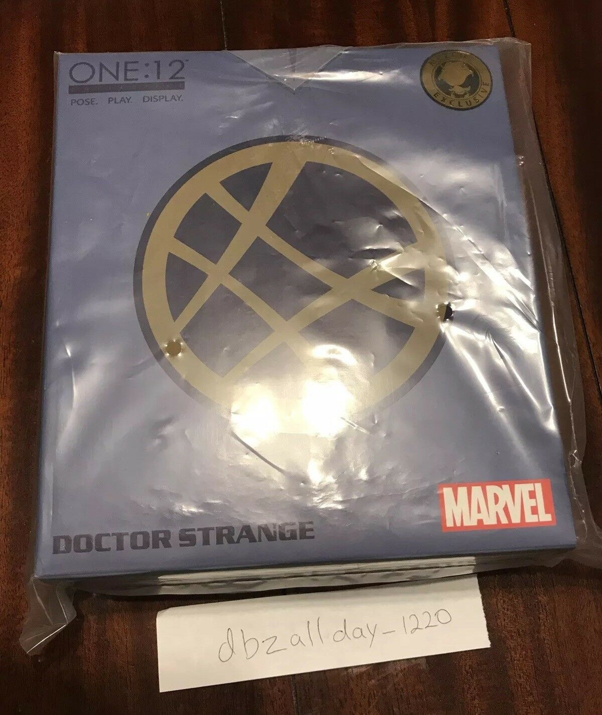 Mezco One 12 Collective Doctor Strange First Appearance NYCC 2018 Exclusive