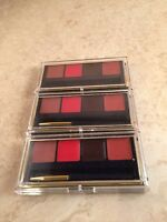 3 Estee Lauder Lipblush .04 Oz X12 Barely There Sheer Ruby Blackberry Bronze Lot