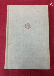 Vintage-1938-1st-Edition-The-March-of-Literature-by-Ford-Madox-Ford-Dial-Press
