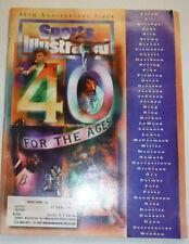 Sports Illustrated Magazine 40th Anniversary Muhammad Ali September 1994 012815R
