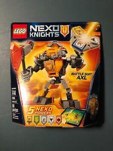 Lego nexo Caballeros Figura Lego gastos de envío gratis vendedor de Reino Unido