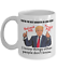 Gifts for Daughter-In-Law Funny Donald Trump Mug Best Daughter-In-Law Ever Mug