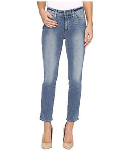 Women's Paige Jacqueline High Rise Straight Crop Jeans Pryor Size 23
