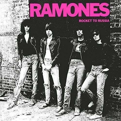 *NEW* CD Album - The Ramones - Rocket to Russia (Mini LP Style Card Case)
