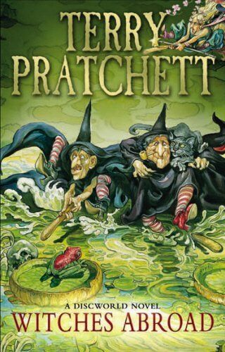 1 of 1 - Witches Abroad: A Discworld Novel: 12 by Pratchett, Terry 0552134651 The Cheap