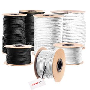 6mm Polypropylen Seil PP Seil Flechtleine Tauwerk Polypropylenseil Leine 4mm