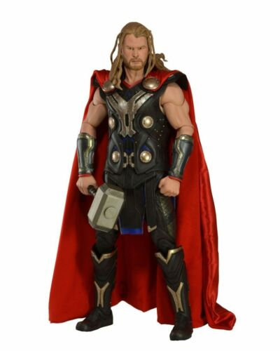 Neca Marvel Avengers Thor Dark World 1//4 Scale Action Figure-Neuf Scellé