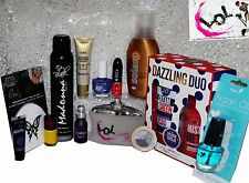 Grace Cole & Madonna Maybelline & Rimmel 14pc Dazzling Bronzing Makeup & Perfume