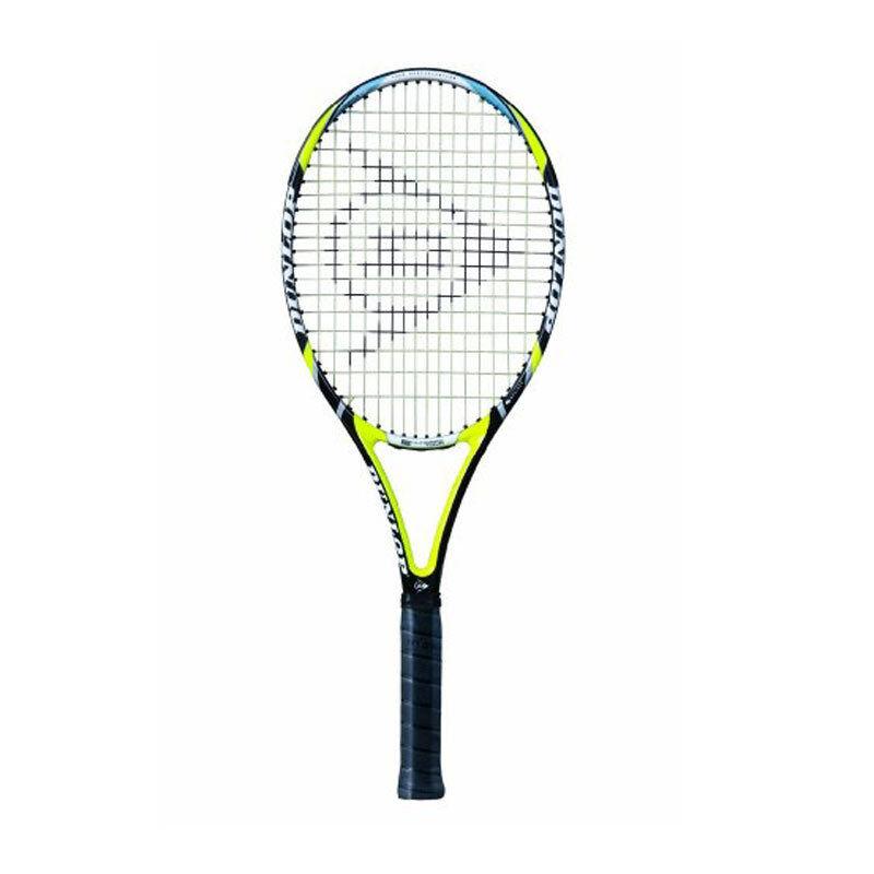Dunlop RACCHETTA TENNIS AEROGEL 4D  Giallo mod. 674765 674765 674765 9b7b04