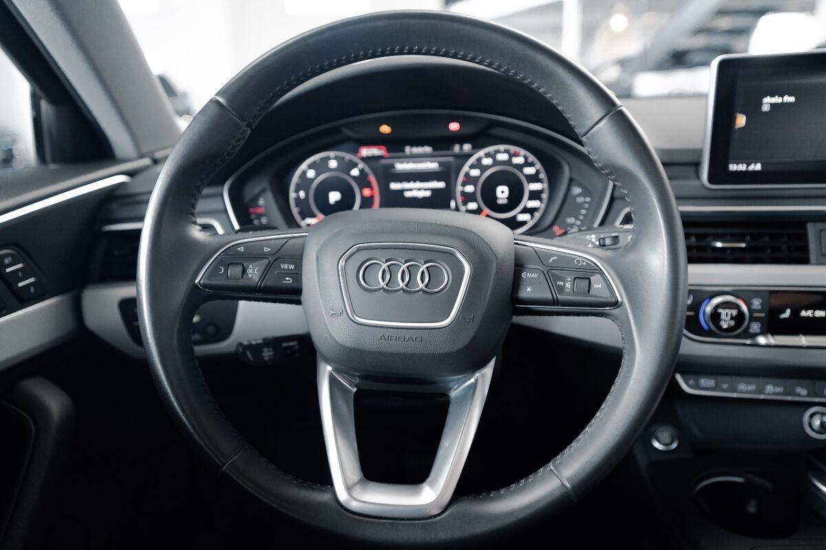 Audi A4 allroad TDi 190 quattro S-tr.
