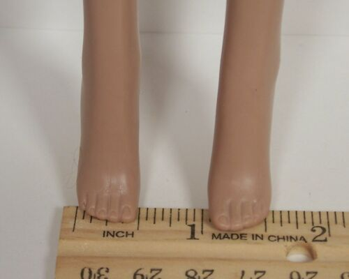 "Doll Shoes FOR 16/"" Tyler Wentworth DEBs Hi-Heel RED Rumba High Heel"