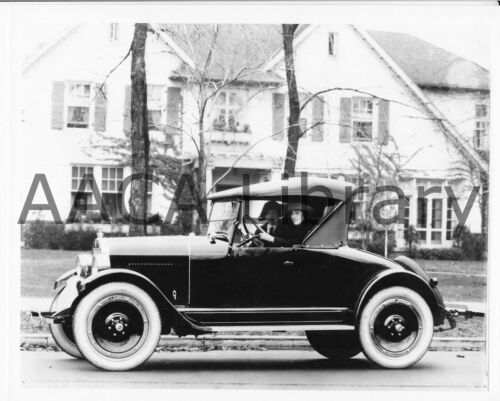 1923 Maxwell Sport Roadster, Factory Photo / Picture (Ref. #55202)