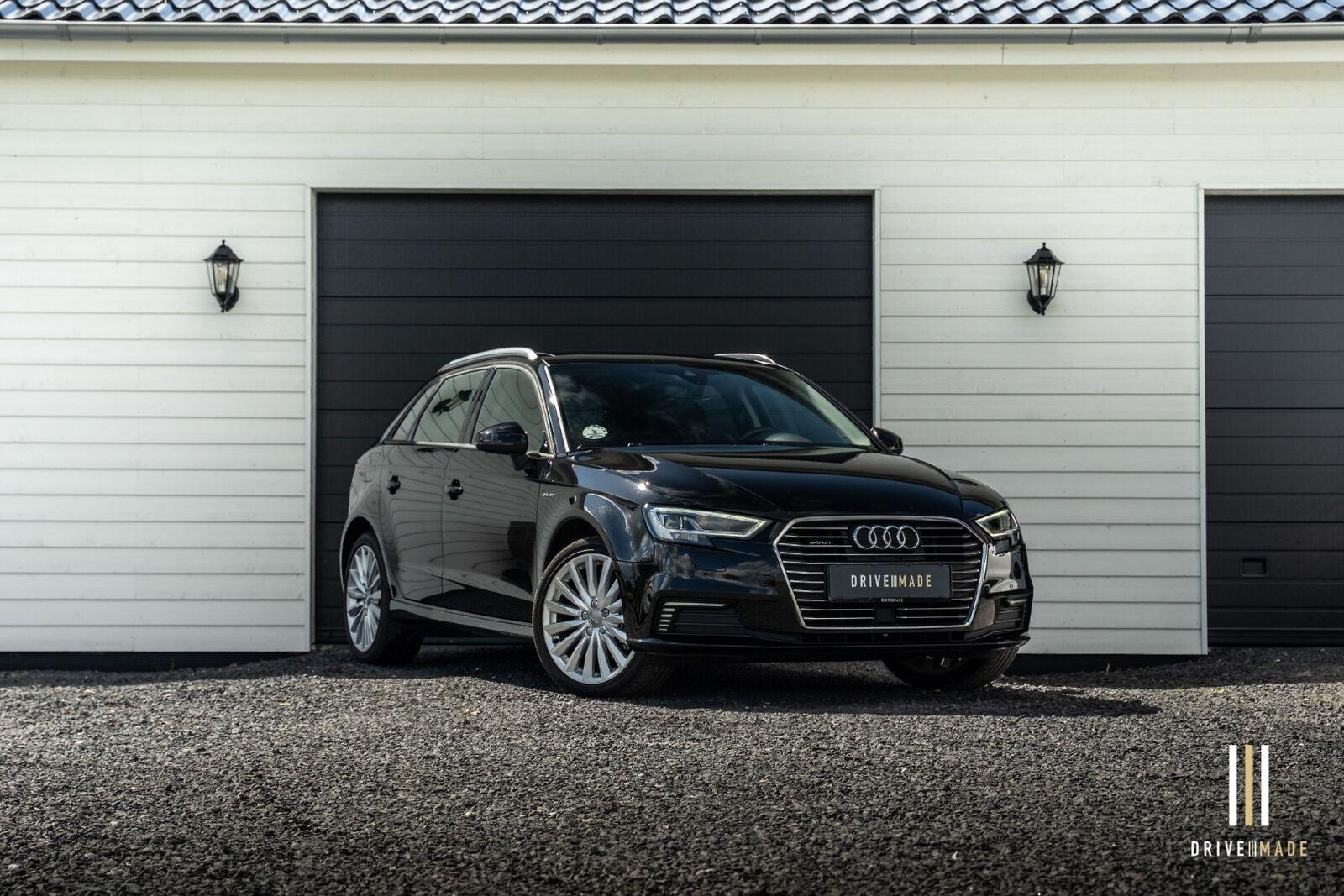 Audi A3 1,4 e-tron Sport SB S-tr. 5d - 1.764 kr.