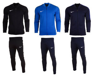 53ddb1fbb18 Image is loading NIKE-ACADEMY-16-MENS-FULL-TRACKSUIT-ZIP-JACKET-