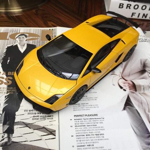 IDEAL GIFT Autoart Lamborghini Gallardo Superleggera 1:43 Model Diecast Car