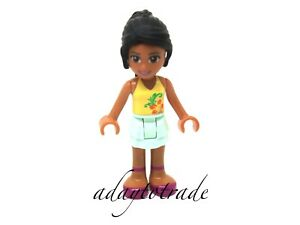 LEGO-Friends-Mini-Figure-Nicole-3184-FRND021-R1199