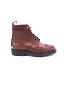 Modelo Cheltenham de las botas marróns de Sanders