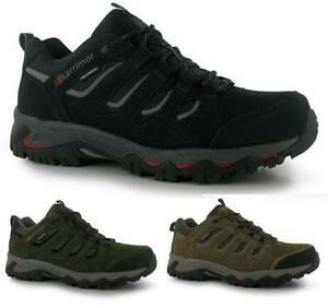 Image is loading Karrimor-Mount-Low-Mens-Walking-Shoes-Hiking-Boots-