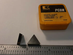 C-5 Lathe Carbide Inserts 10 Pcs Made In Usa Tools New TPG-322 GR