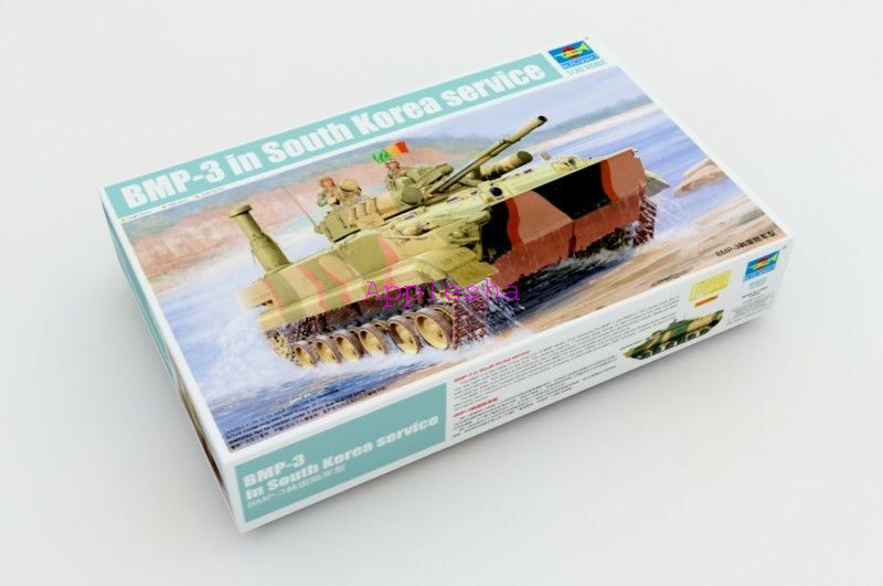 Trumpeter 01533 1 35 BMP-3 in South Korea service assembly model