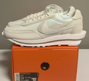 Nike Sacai LD Waffle White Size 13‼️ | eBay