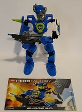 6 Stück Technik HERO FACTORY ARM neu dunkelgrau 5,5L 2 # Lego 90617