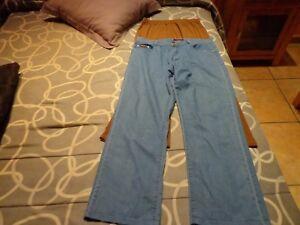 Lote De 2 Pantalones Para Mujer Vaquero Punto Talla 46 Usado Mira Otros Arti Ebay