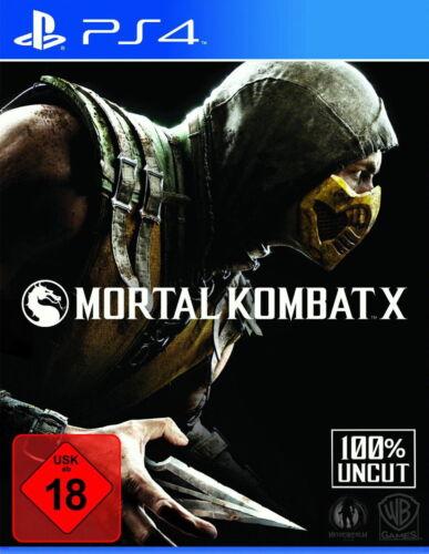1 von 1 - Mortal Kombat X (Sony PlayStation 4, 2015)
