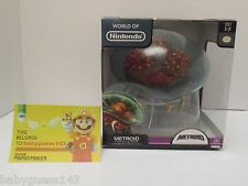 """World of Nintendo Metroid 6"""" Deluxe Figure by Jakks Pacific 