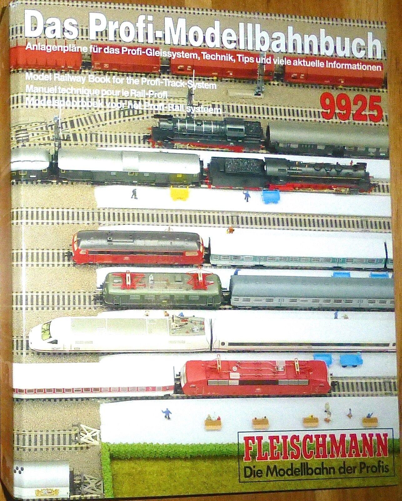 Fleischmann H0 Profigleis 6122 gebogene Schiene 18° R356,5