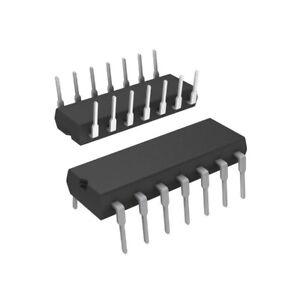 14013 14 pins DIP 2x Witonics IC MC14013BCP MC14013