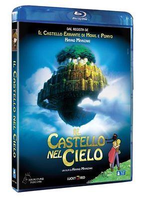 Blu Ray IL CASTELLO NEL CIELO  - (2012)   ......NUOVO