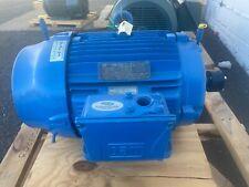 New Weg 40 Hp Electric Motor 324ts Fr 3555 Rpm 3 Ph 460v 04036st3qie324ts W22