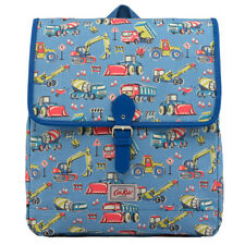 9465230bfe Cath Kidston Kids Diggers Construction Boxy Waterproof Backpack for ...