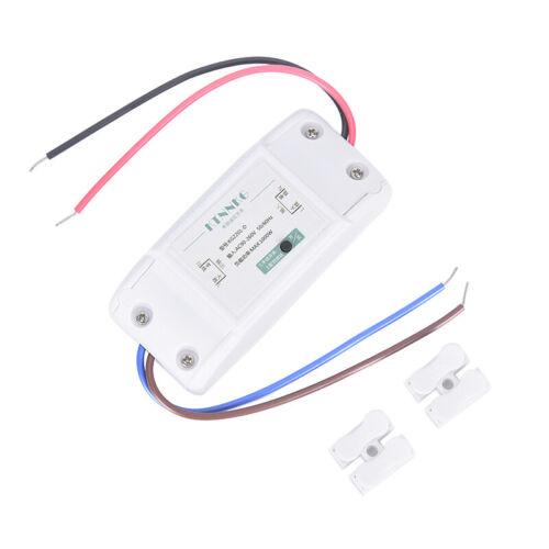 APP Wifi Light Switch Wireless Smart Home Lamps Control Module for Alexa Drop jx